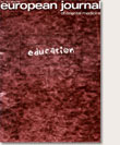 Vol. 1 No. 6 : Education