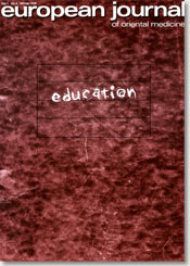 EJOM : Education