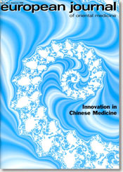 EJOM : Innovation in Chinese Medicine