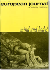 EJOM : Mind and Body?